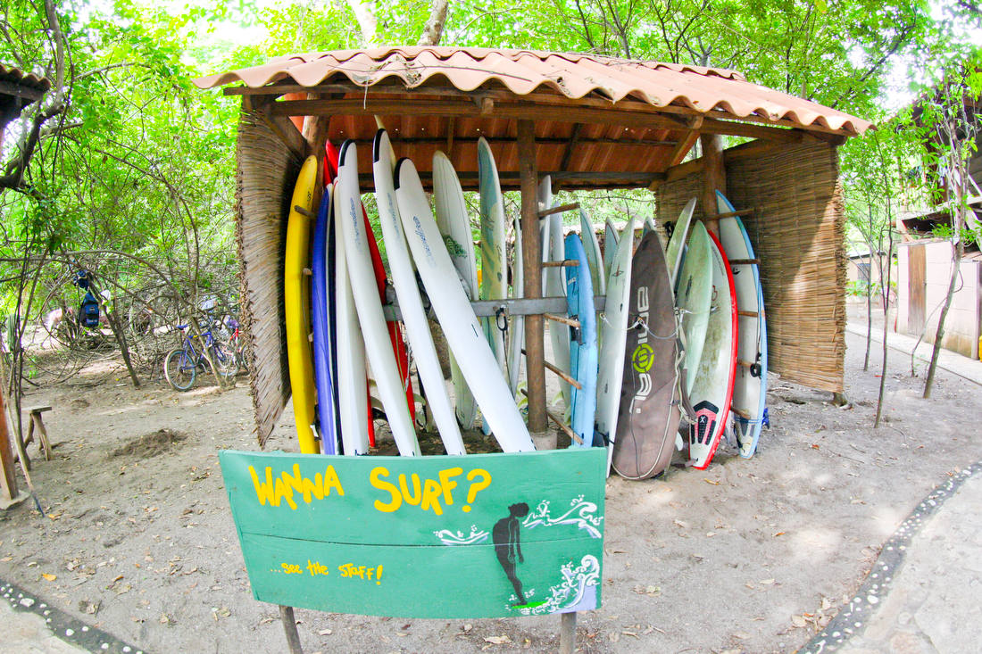 surf QUIVER
